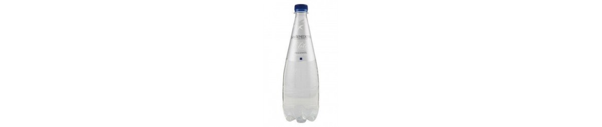 Sale of sparkling water in pet