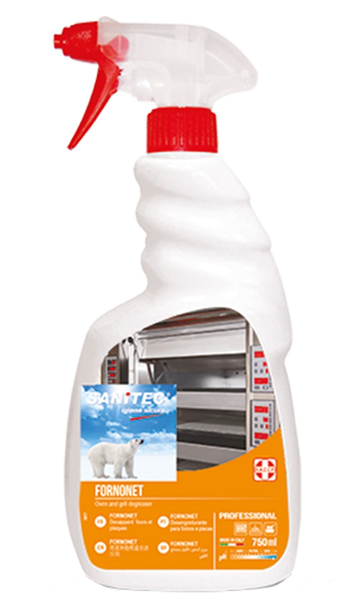 Oven and Plate Cleaners